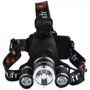 Boruit High Power Headlamp
