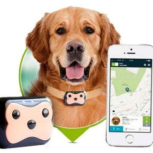 Трекер Pet GPS Tracker