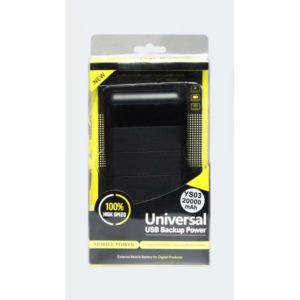Power Bank Universal YS03 20000 mAh
