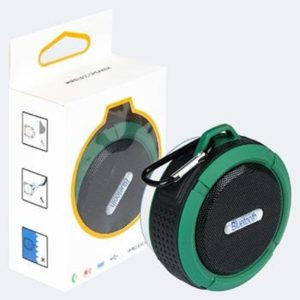 Портативная Bluetooth колонка c присоской Wireless Speaker c6